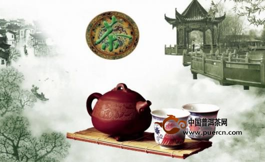 茶中美与禅:空无与和满