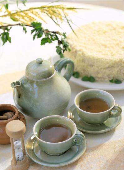 各名人与茶的介绍