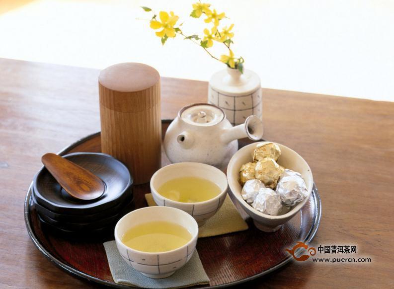 中国茶道的概念内涵