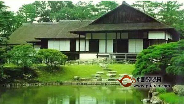 茶与禅的园林