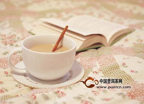 与我一同放松喝茶