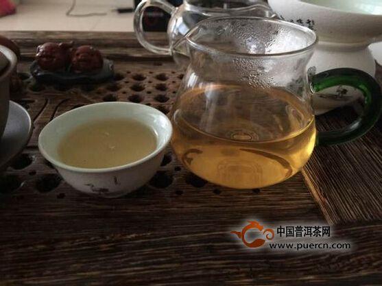 jojo阿帕茶-虽说92年的茶已经快23年了,但是那个时候的台地茶不想现在有农药还