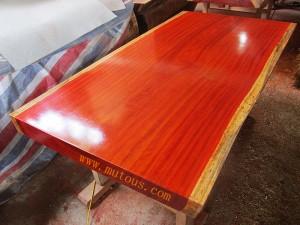 用来制作实木大板桌的几大名贵木材