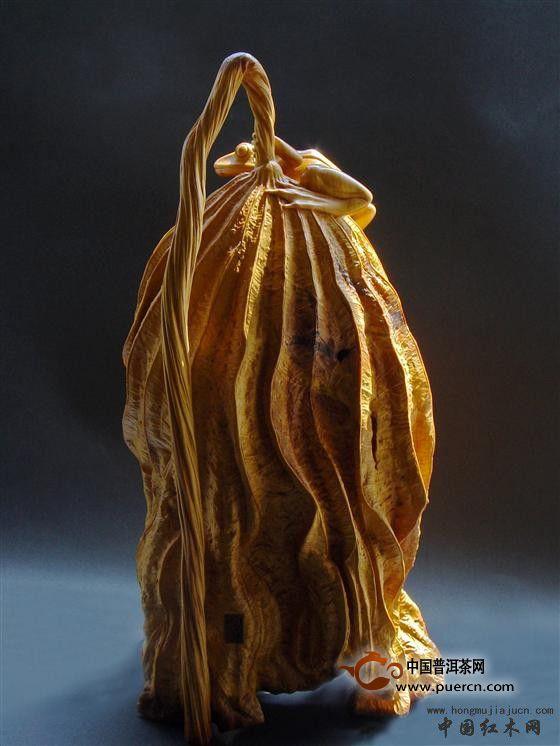 黄杨木雕大师:柯愈勄