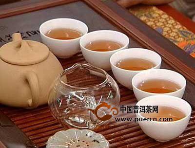 冷水泡茶有助降血糖