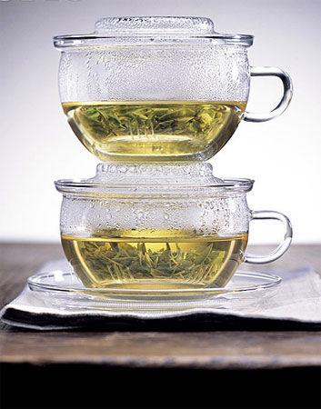 喝茶要选对杯子