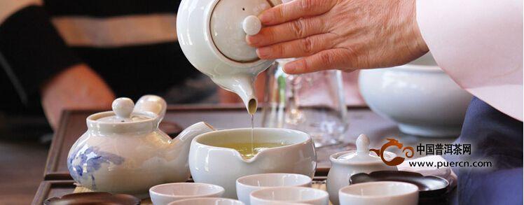 茶具的茶香与真正的茶香