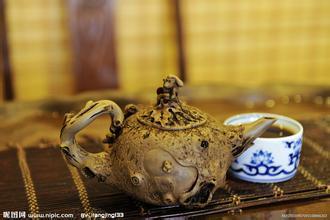 中国茶文化拾趣