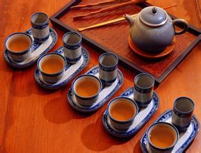 茶壶泡茶所蕴含的人际关系