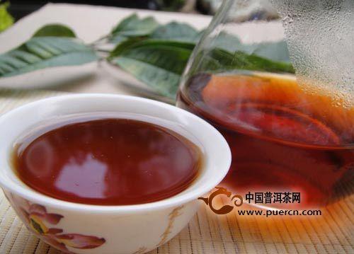 普洱茶生茶熟茶的区分