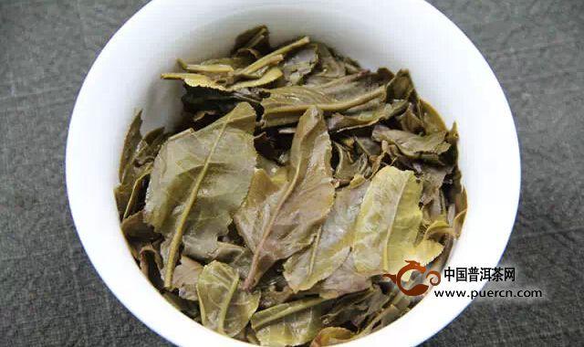 """下关""""绿色生态乔木老树茶""""开汤"""