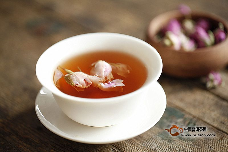 花草普洱茶