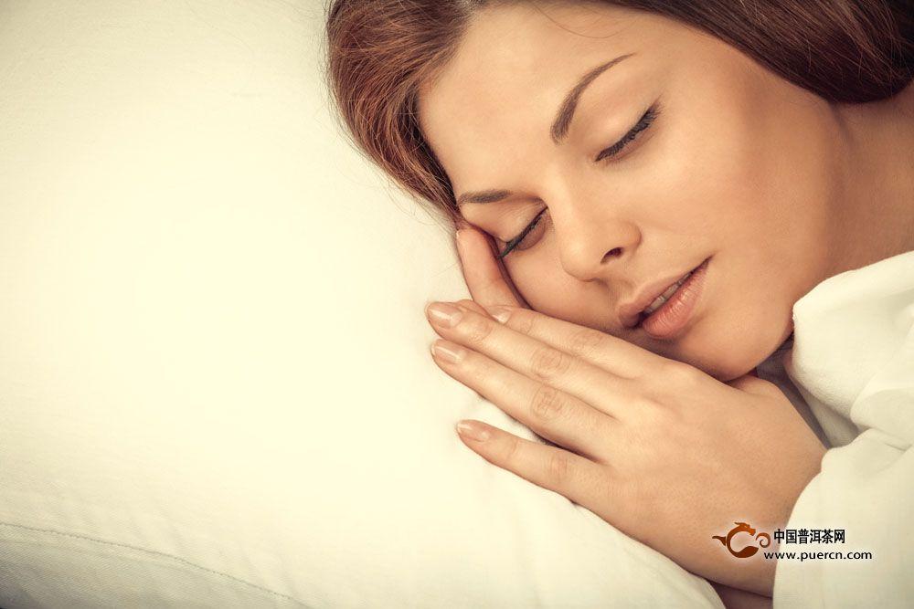 喝普洱茶会影响睡眠吗?