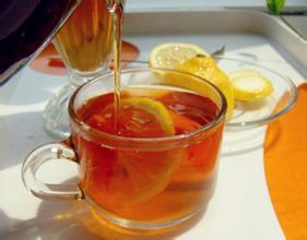 柠檬红茶的泡法冲调