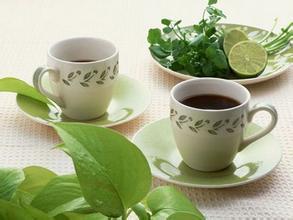 绿茶——让女人更美丽