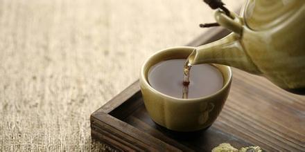 喝茶,原来不能解酒