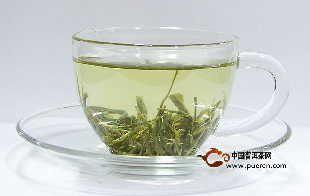 常喝绿茶让老人身体更灵活