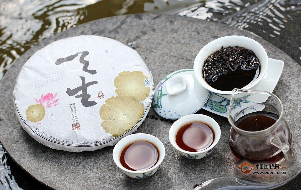 普洱茶、红茶的区别