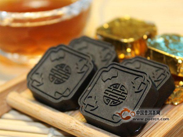普洱茶膏的形成