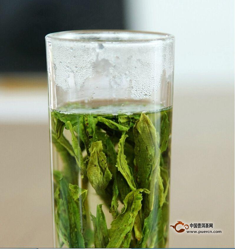 爱上一杯绿茶,其实很简单
