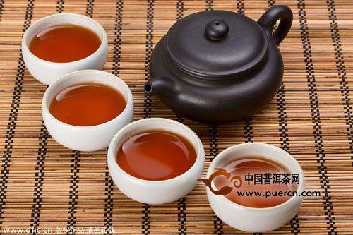春季喝普洱茶的好处