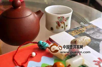 喝茶读书,不争朝夕,休闲养生