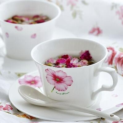 40种常见花草茶的养生功效大全