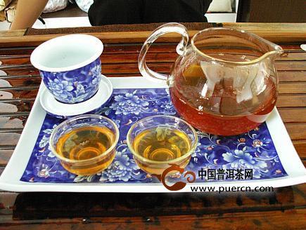 普洱茶的冲泡与品饮知识