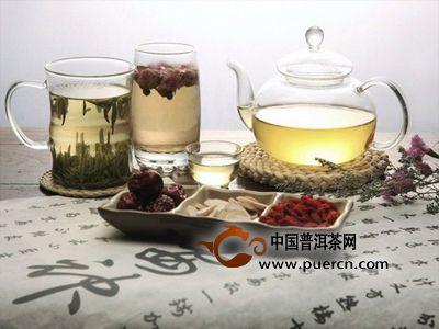 七大最有效的中药减肥茶