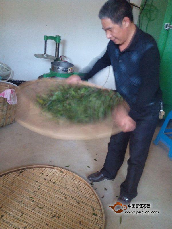 崇安街道农艺师开发研制铁皮石斛茶