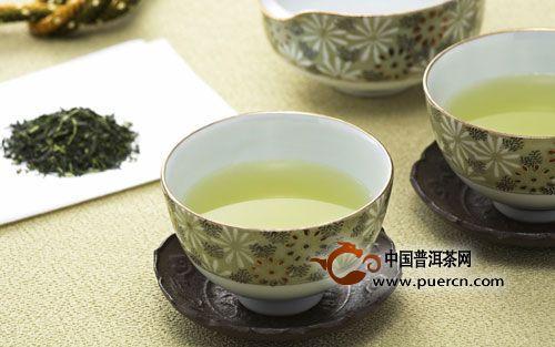 淡茶含有茶多酚预防骨质疏松