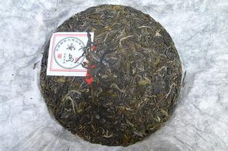 冰岛古树纯料普洱茶