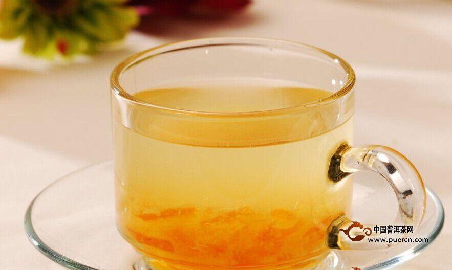 蜂蜜普洱茶冻