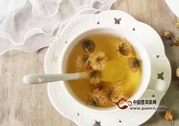 风湿患者夏季少喝花茶