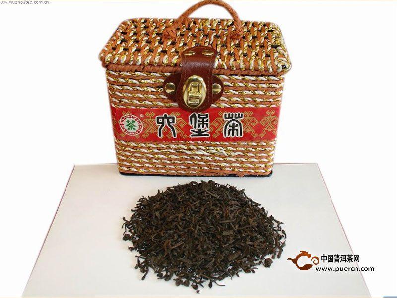 六堡茶的养生功效