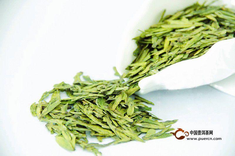 西湖龙井茶的历史