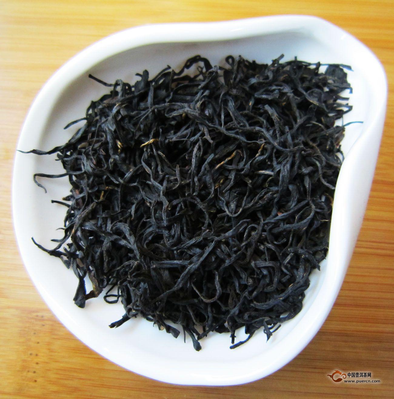 祁门工夫红茶的历史