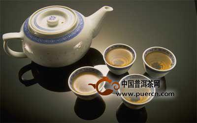 湖南姜盐茶