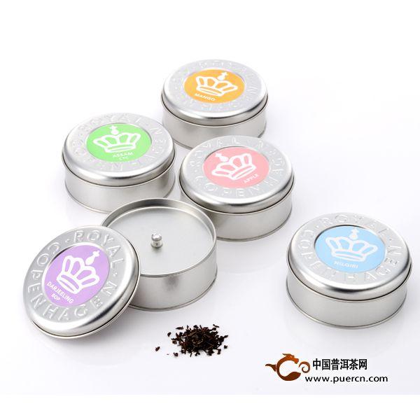 茶叶罐装的种类