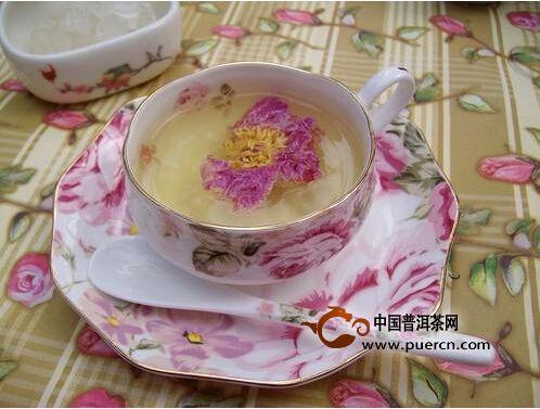 茶道专家解析花草茶品饮常识