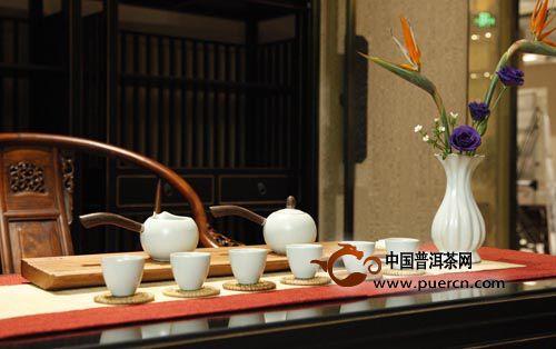 泡茶步骤示例图片素材