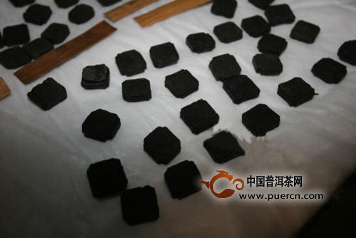 现代普洱茶膏的制作方法