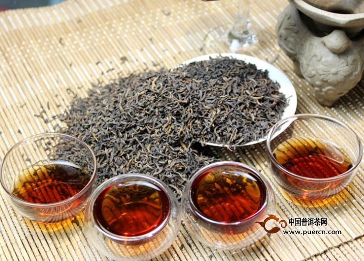 熟茶有什么特点?