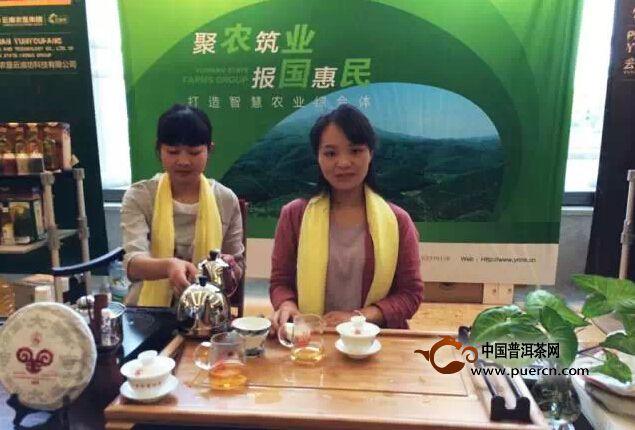 """云南农垦集团参加""""魅力彩云南 特色云系列""""新闻发布会"""