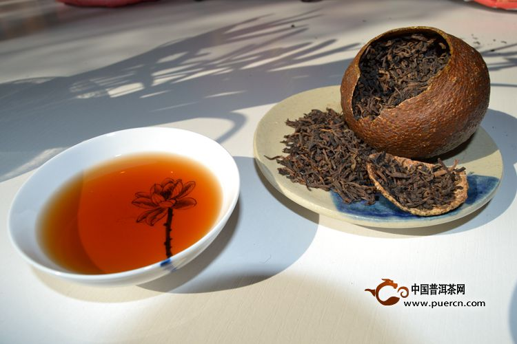 夏季喝普洱茶方法
