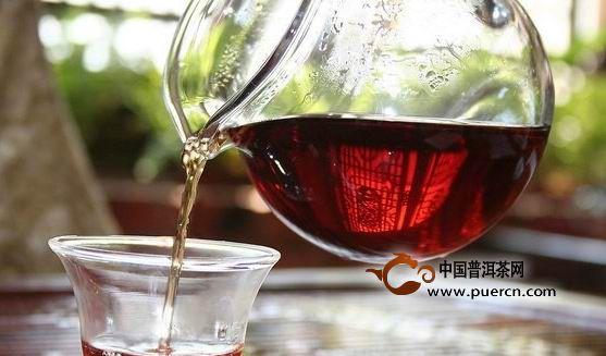 普洱茶冲饮方法