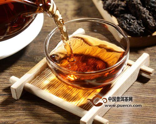 普洱茶的冲饮技巧