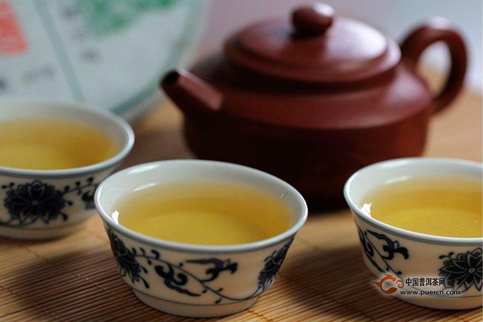 普洱茶能多喝吗?
