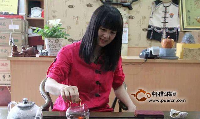 龙润茶陈姐的生活美学:讲究而不将就