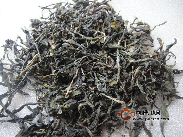 老原料制成的普洱茶为什么比较甜